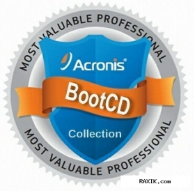 Acronis boot cd by sergei ( русская версия)
