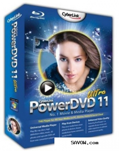 CyberLink PowerDVD 11.0.1620.51 Ultra