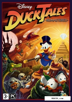 DuckTales: Remastered *v.1.05* (2013/RUS/ENG/MULTi6/RePack)