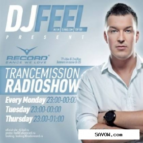 DJ Feel - TranceMission (2011-11-17)