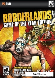 Borderlands Game of the Year Edition (2010/ENG/MULTI5)