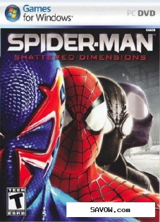 Spider-Man: Shattered Dimensions (2010/RUS/ENG/RePack by R.G Repackers)