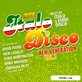 ZYX Italo Disco New Generation Vol.1 (2012)