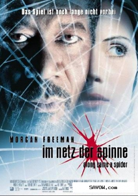 И пришел паук / Along Came a Spider (2001) DVDRip