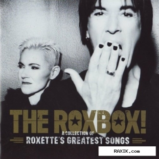 Roxette - roxbox: a collection of roxettes greatest songs 4cd (2015)