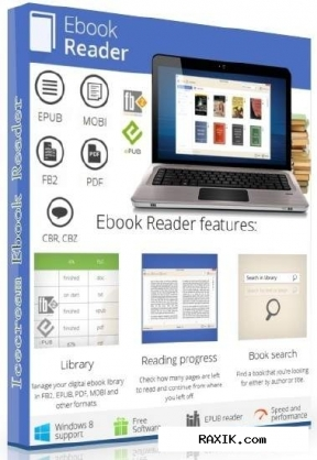 Icecream ebook reader pro 4.21