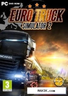 Euro truck simulator 2 v.1.2.5.1 (2012/Rus/Multi 34/Pc/Win all)