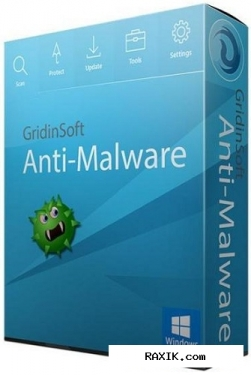 Gridinsoft anti-malware 3.0.32